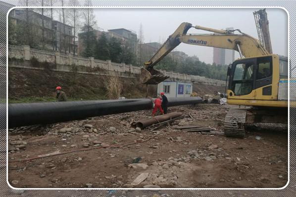 鄭州市水下管道對接——施工-工程業績
