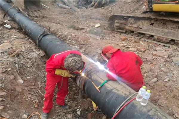 江門市水下管道鋪設——施工-工程業績