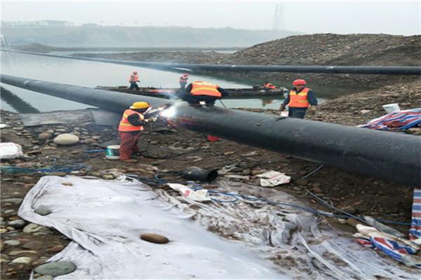 遼源市江上沉管——施工-工程業績