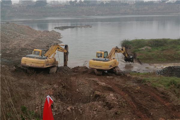 南陽市過江管道穿越——施工-工程業績