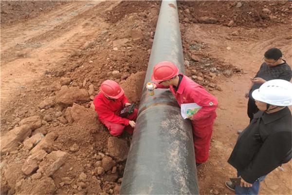 韶關市水下安裝管子——施工-工程業績