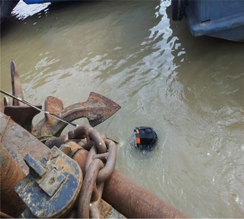 七臺河水下作業安裝沉管