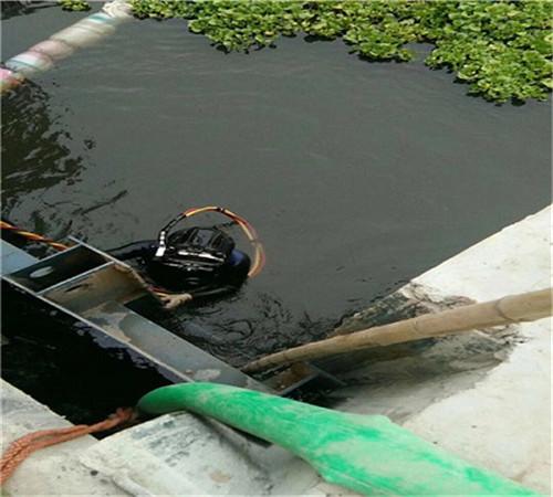 湖北潛水服務公司(沉管注水安裝下沉)