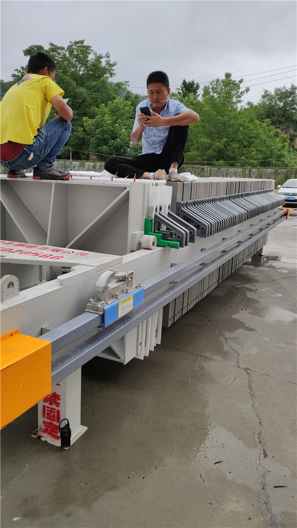 甘肅沙場泥漿處理設備