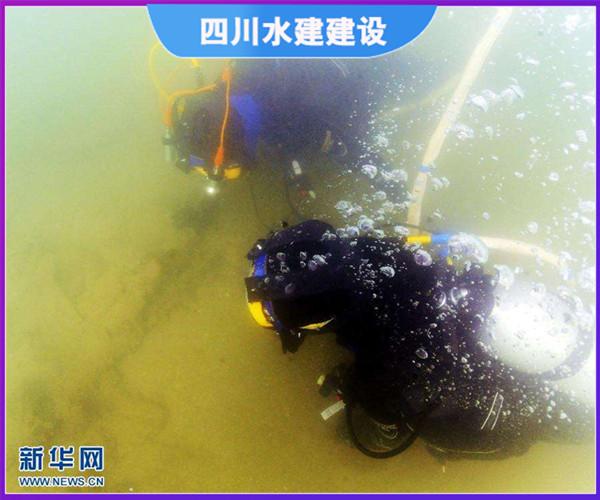 青海送水管道水下安裝——費用相對便宜