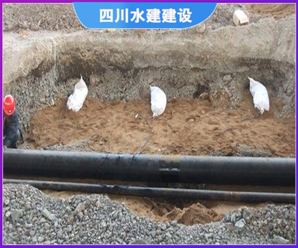 永州市水下管道堵漏——安全放心施工