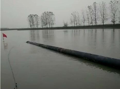 實時七臺河市水下沉管施工-水下管道安裝