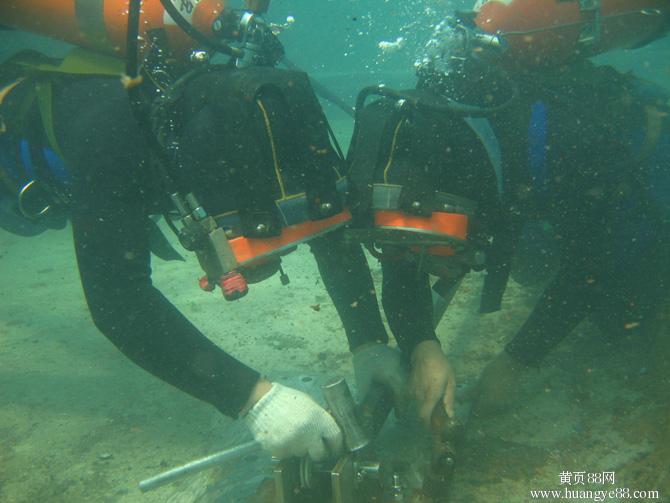 實時七臺河市沉管取水頭安裝施工-水下工程隊伍