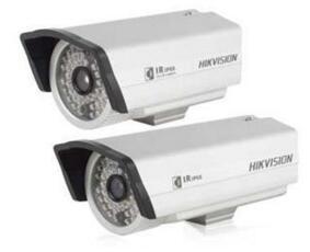 红外防水枪型网络摄像机