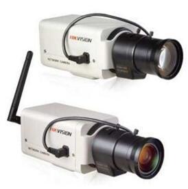 日夜型枪型网络摄像机