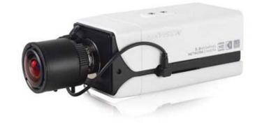 500万1/2.5'' CMOS ICR日夜型枪型网络摄像机